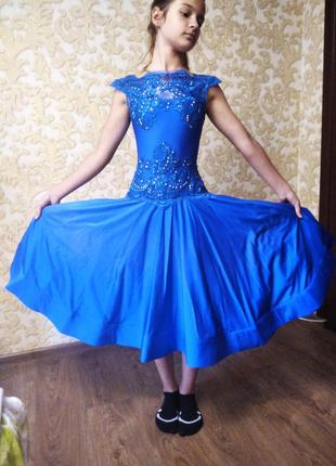Платье для стандарта