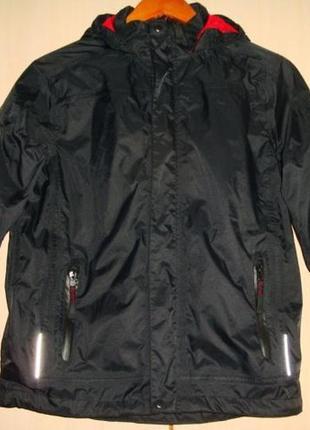 Ветровка бренд the kit (англия) мальчику 11-12 лет / рост 146-152 см