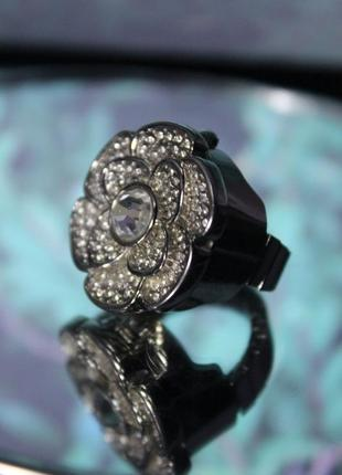 Шикарное кольцо-часы