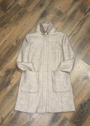 Трендовое женское пальто warehouse как zara
