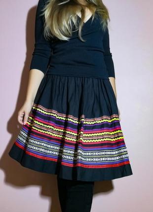 Котоновая юбка атм