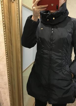 Фирменный пуховик  us polo assn куртка