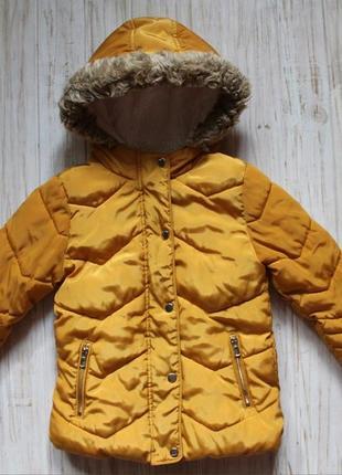 Куртка f&f на 4-5лет