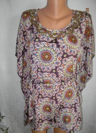 Красивая легкая блуза soon