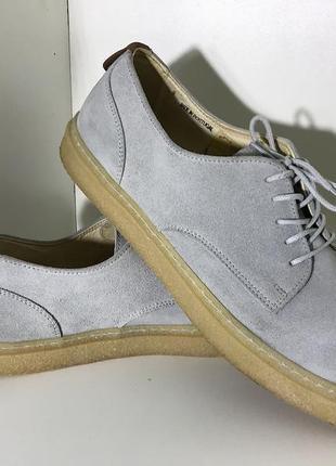 Fred perry мужские туфли замшевые ориигнал, весенние кроссовки кеды