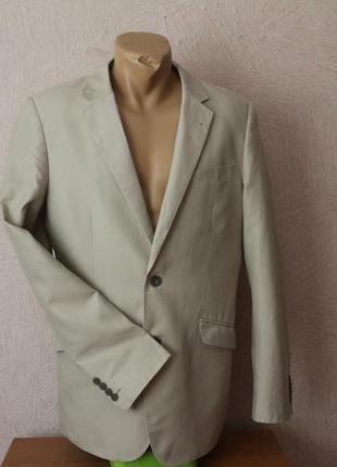 Butler and webb -vip-пиджак классический лен котон в идеале