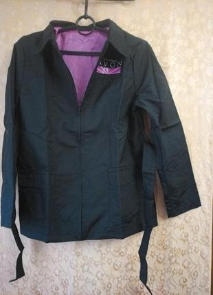 Рекламная куртка - пиджак avon