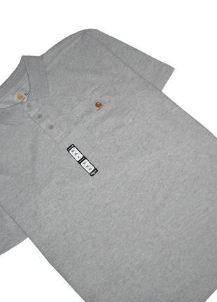 Новое поло футболка carhartt