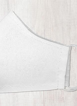 Защитная маска для лица, размер s-m белая (smm_20s059)