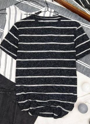 Базовая футболка в полоску reserved