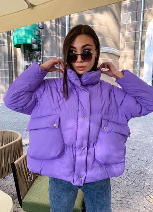 Крутейшие куртки оверсайз в самых трендовых расцветках