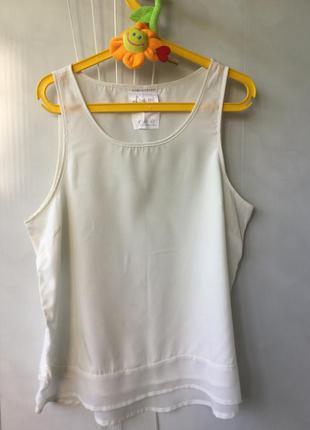 Шифоновая маечка блуза