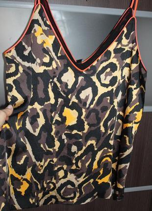 Яркая блуза топ3 фото
