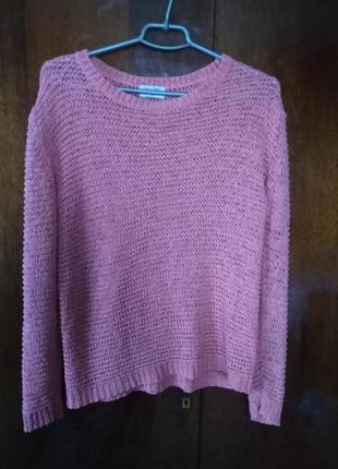 Кофта плетена