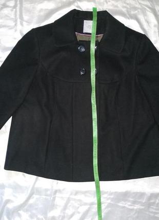 Пальто коротенькое