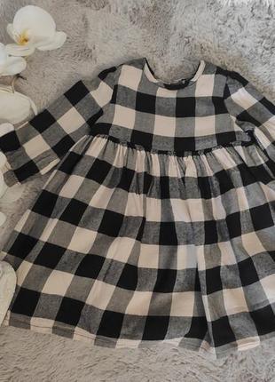 Стильное платье для модницы 62-68