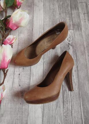 Туфли new look натуральная кожа