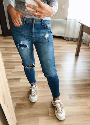 Крутые качественные джинсы от divided h&m