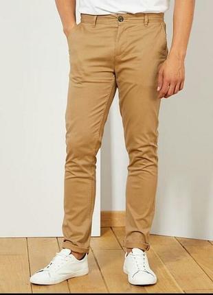 Чиносы брюки джинсы для подростка