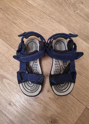 Спортивные сандалии geox
