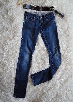 Фирменные джинсы u.s. polo assn . размер s/34