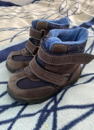Ботинки  термо impidimpi 22