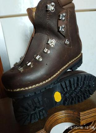 Треккинговые, горные ботинки vero cuoio италия