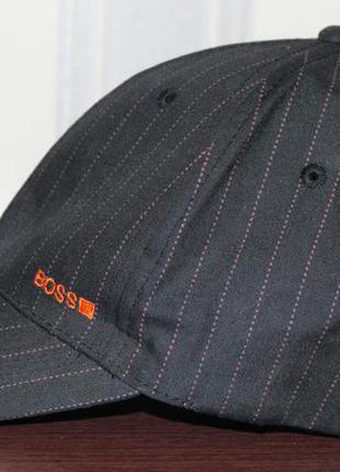 Брендовая кепка бейсболка hugo boss оригинал