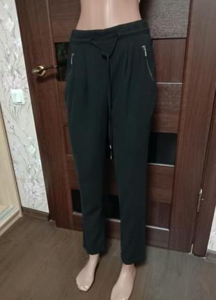 Классические брюки с подворотом