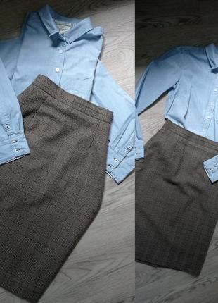 Юбка +рубашка