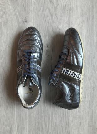 Кроссовки-кеды bikkembergs sneakers сникерсы