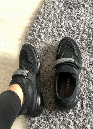 Кроссовки prada кросівки