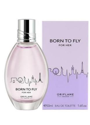 Туалетна вода born to fly for her [бон ту флай фо хе]