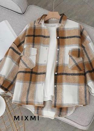 Рубашка пальто  k56509