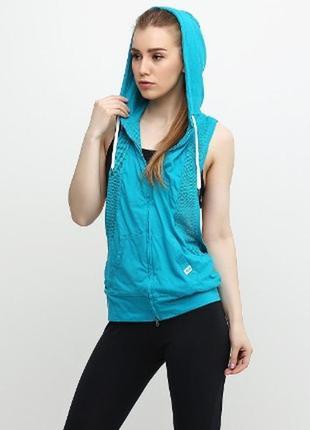 Спортивная жилетка с капюшоном crivit sport есть в 2 цветах и размерах