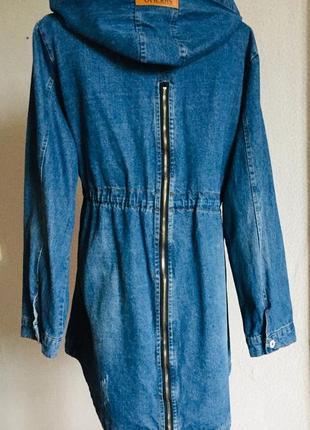 Верхняя демисезонная одежда кардиган куртка  ,ван сайз
