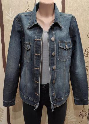 Tcm tchibo женская джинсовая куртка, пиджак, джинсовка
