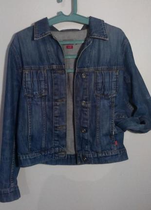 Куртка джинс на лето