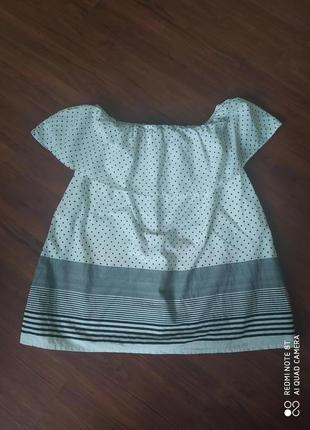 Туніка блузочка