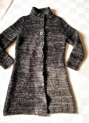 Вязаное пальто, кардиган, распродажа