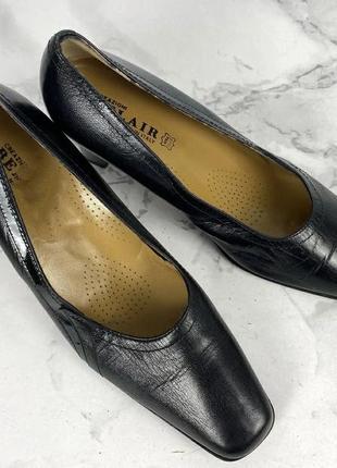 Фирменные туфли италия кожа