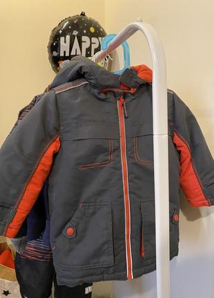 Зимова куртка mothercare