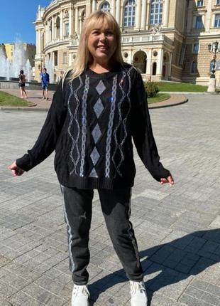 Шикарный свитерок кофточка турция