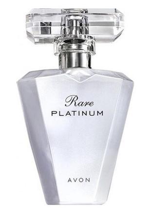 Парфюм rare platinum avon