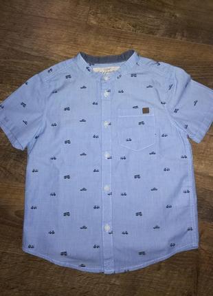 Рубашка для мальчика от h&m