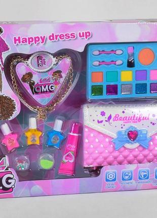 Набор косметики lol omg (сумочка)