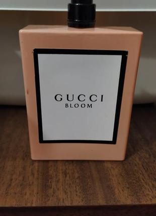 Оригинал!gucci bloom.тестер100 мл.