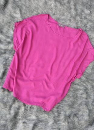 Блуза кофточка свободного кроя из натуральной вискозы primark