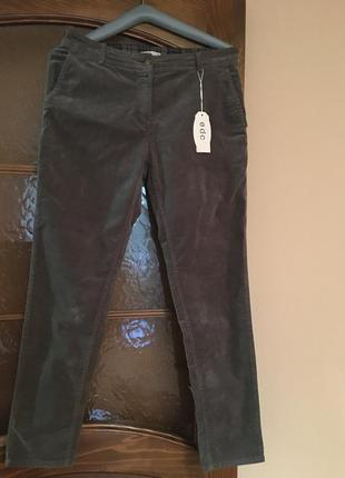 Вельветовые брюки  esprit м/l