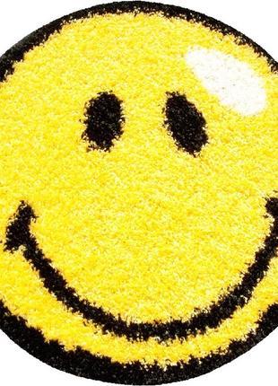 """Стильний круглий килимок """"smile"""" з колекції """"fantasy"""""""